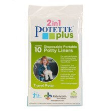 Liners for Potette Plus 10 pcs