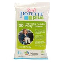 Liners for Potette Plus 30 pcs